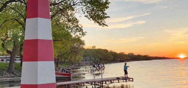Big Stone Lake Fishing Report