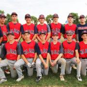 Milbank VFW 16U Teeners Advance to State Tournament
