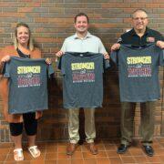 Adam Jones Donates 70 Bulldogs T-shirts