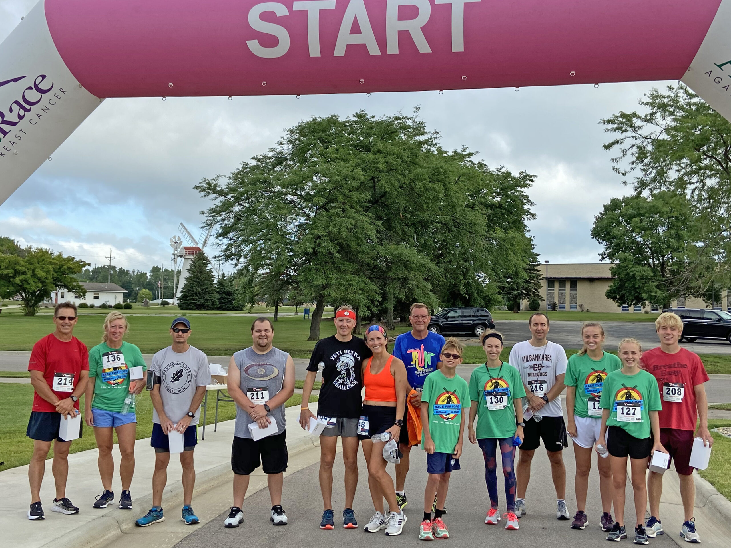 Winners Named at Avera Race Against Breast Cancer
