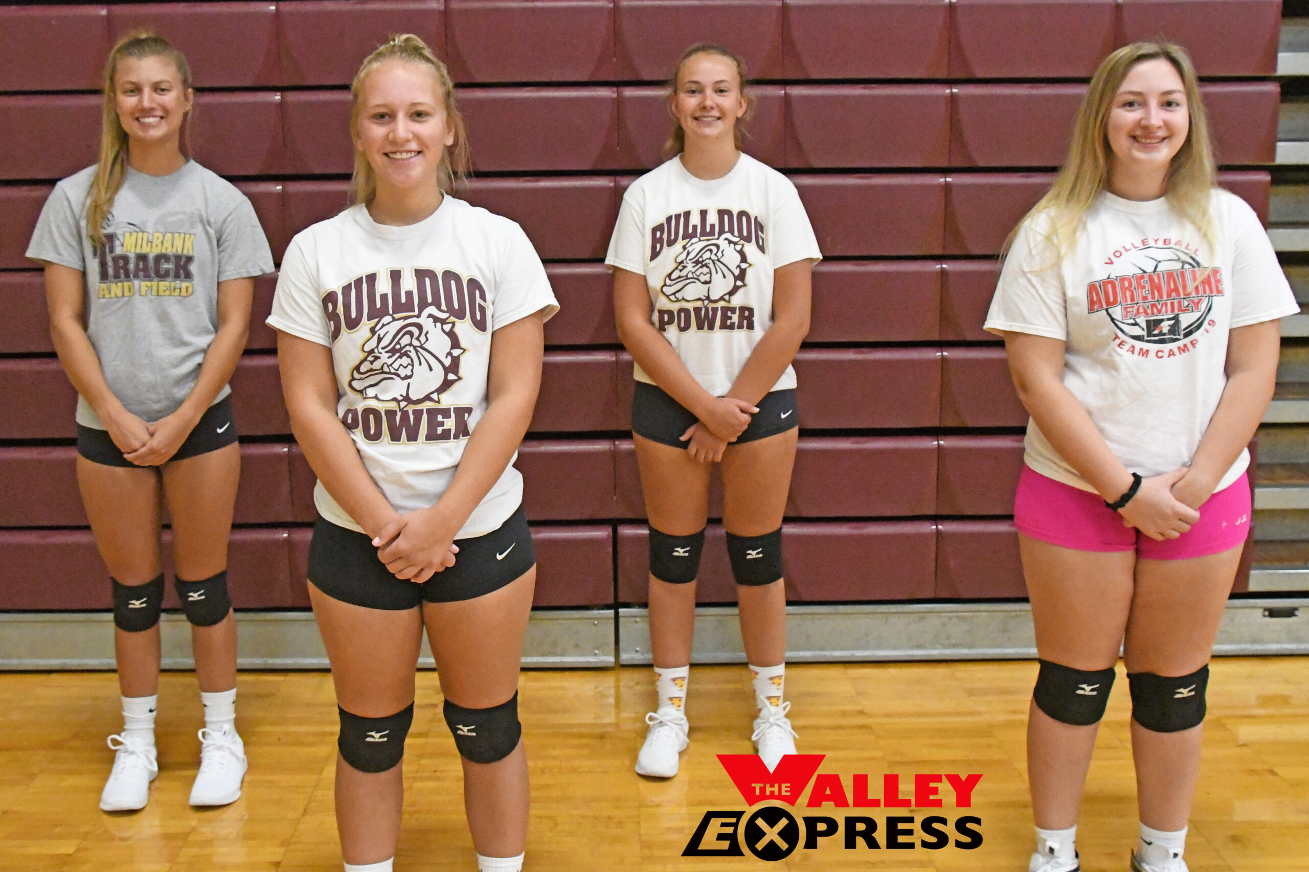 Lady Bulldogs Pumped for 2020 Volleyball Season