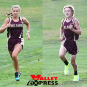 Bulldog Cross Country Teams Win Home Meet