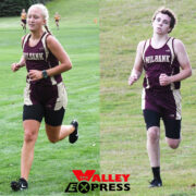Bulldog Runners Improve at Redfield Invitational