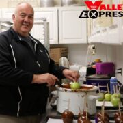 Hand-Dipped Caramel Apples This Wednesday for Combined Appeal at Hartman's Family Foods
