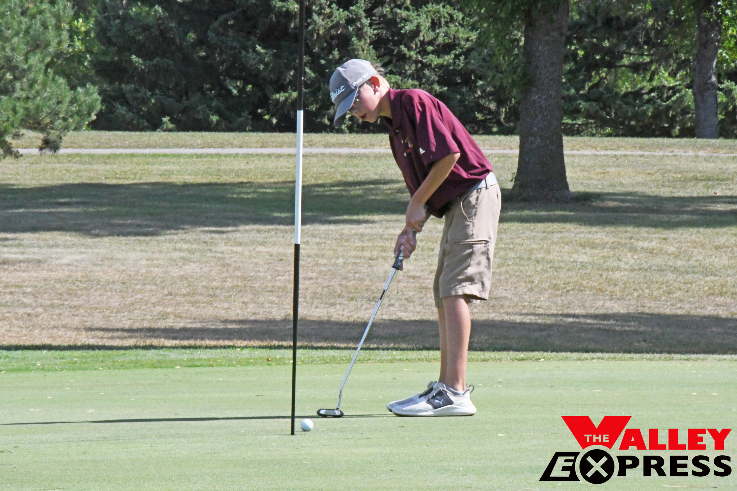 Bulldog Golfers Heading in the Right Direction