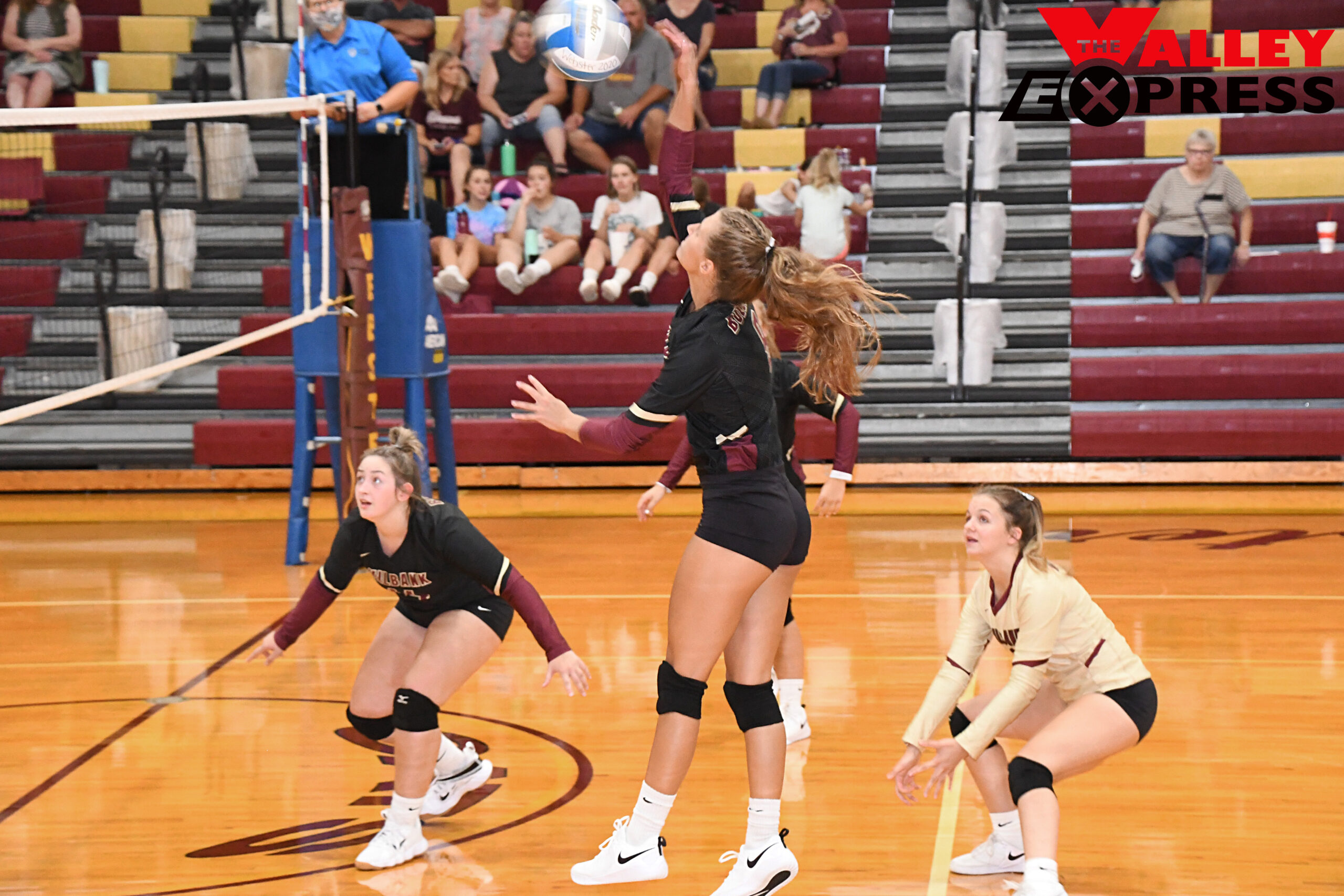 Lady Bulldogs Lose Volleyball Opener to Webster