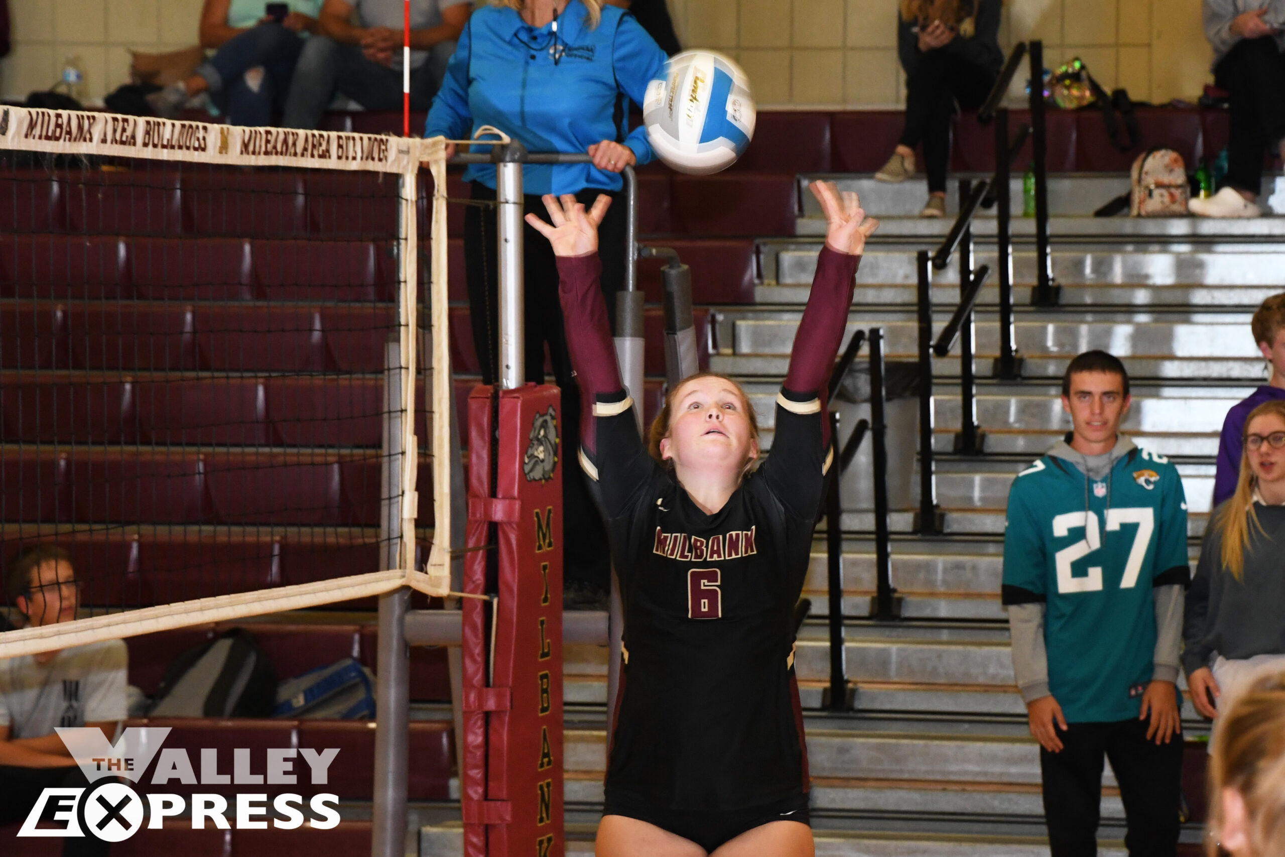 Lady Bulldogs Volleyball Team Fall to Undefeated Florence-Henry