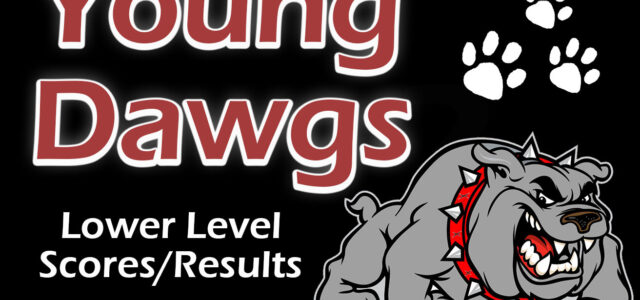 Lower Level Scores/Results for 8-24 to 8-29, 2020