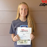 Halli Essington is The Valley Express's 2020 MVP of the Week