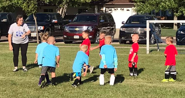 Over 70 Kids Participated in Grant County Fall Soccer