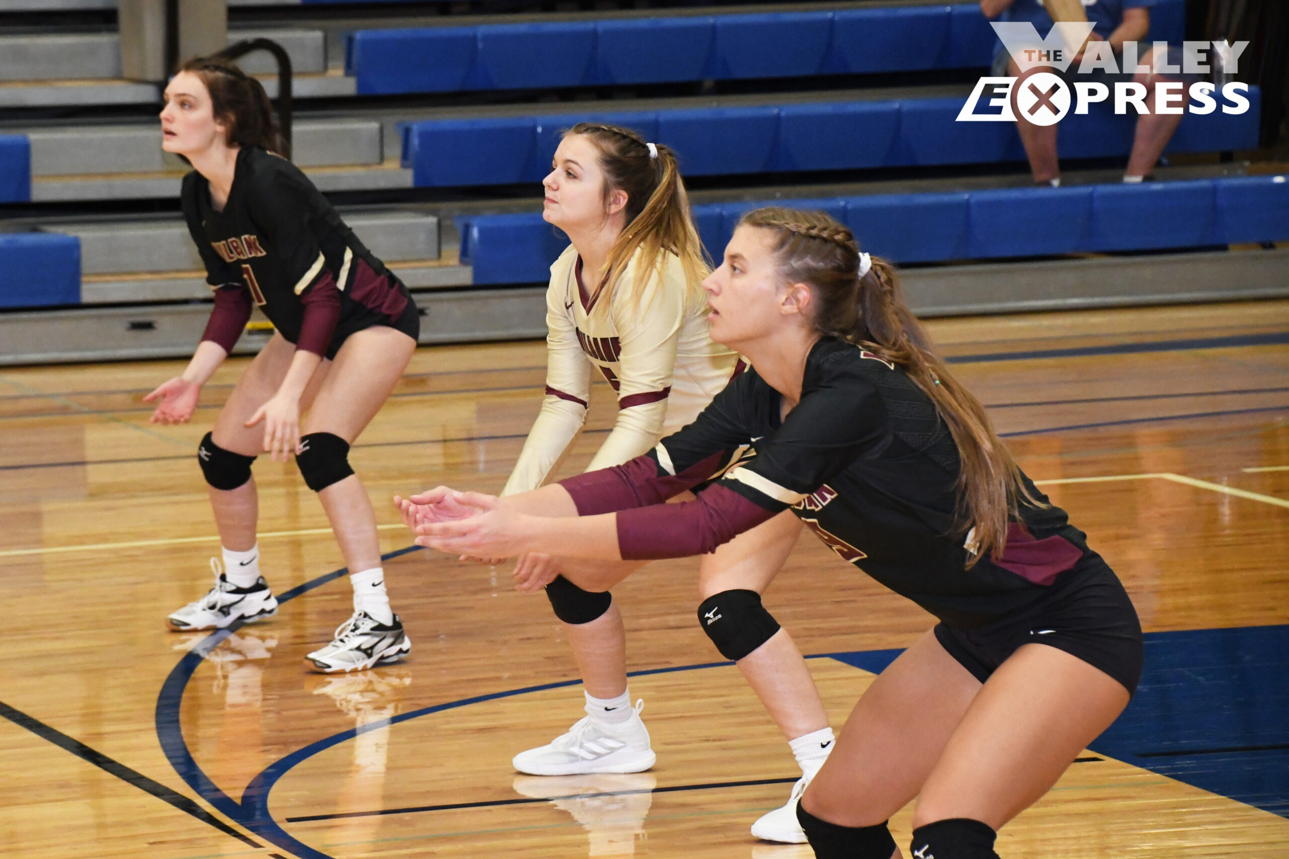 Lady Bulldogs Defeated in Second Round of Region 1A Volleyball
