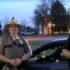 Local Law Enforcement Officers Collect Warm Clothing for Residents in Need