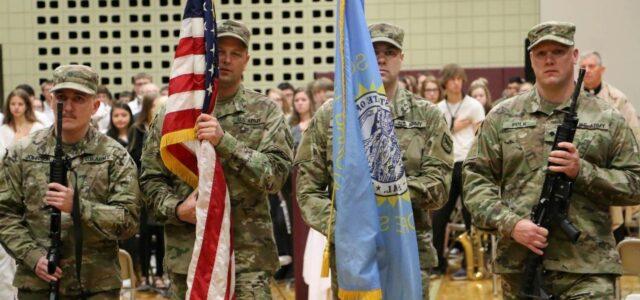COVID Changes Veterans Day Program in Milbank