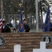 Milbank Veterans Hold Veterans Day Program