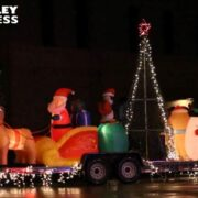 Light Up the Night at the Annual Milbank Parade
