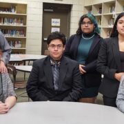 Novice Debate and Oral Interp Teams Compete Virtually