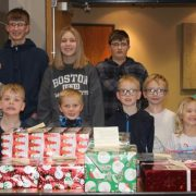 88 Grant County Children Receive Gifts From Angel Tree