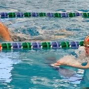 Osowski Sets New Winter Swim Record at Winter Championships