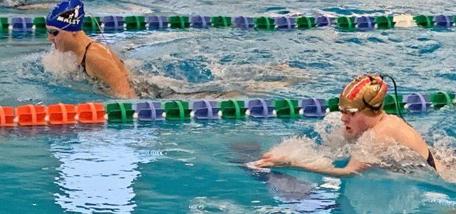 Osowski Sets New Winter Swim Record at Winter Championships