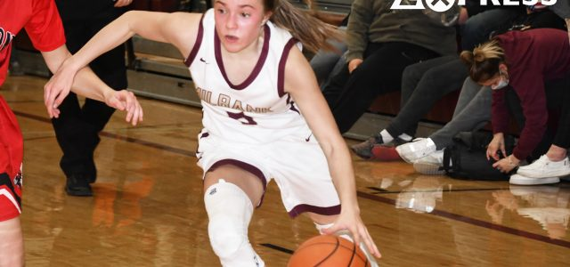 Lady Bulldogs Collect First Hoops Win of the Season