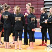 Lady Bulldog Gymnasts Attend Hub City Invitational in Aberdeen