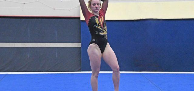 Lady Bulldogs Win Home Gymnastics Meet
