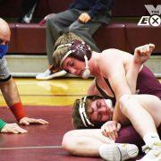 Barrett Schneck Wins Madison Wrestling Invitational
