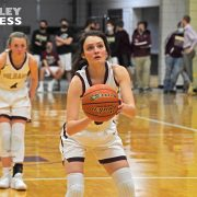 Lady Bulldogs Fall to Solid Hamlin Chargers
