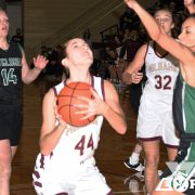 Lady Bulldogs Get Second Wind Against the Cyclones