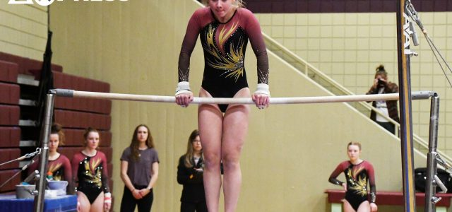 Gymnasts Achieve Second Highest Team Score in MHS History
