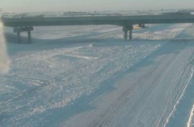 I-29 Closing Tonight Due to Blizzard Conditions