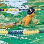 Schuneman, Osowski, and Street Set New MALST Winter Swim Records