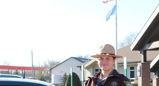 The Valley Express Honors Paige Zempel on National Law Enforcement Day