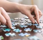 Big Stone Library Hosting Puzzle Swap