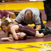 Milbank Youth Wrestling Practice Begins