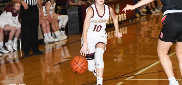 Lady Bulldogs Emerge Victorious Against Trojans