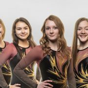 Lady Bulldogs Go to State Gymnastics Meet on Friday