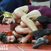 Three Milbank Grapplers Earn Spot at Final Day of State Tournament