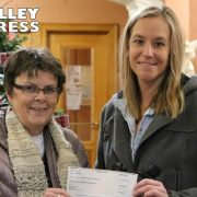 Parkview Methodist Church Donates $500 to Grant County Food Pantry