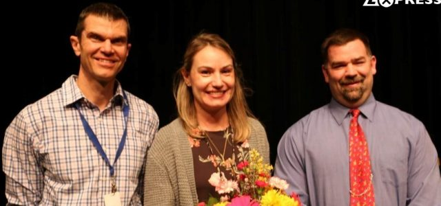 Lori Leddy Chosen 2021 Teacher of the Year