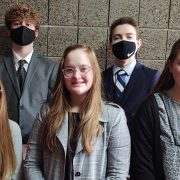 MHS Students Compete in State Debate Tournament
