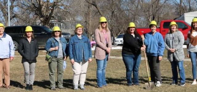 Little Lions' Learning Center Hosts Groundbreaking Ceremony