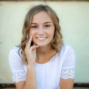 Allison Leddy Chosen as March Student of the Month