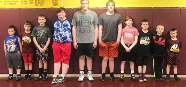 Milbank Youth Wrestlers Punch Ticket to State AAU Tournament