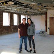 Sneak Peek Inside Leddy's Future Coffee House