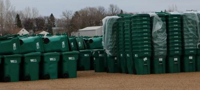 Once a Week Garbage Collection Starts March 9 in Milbank