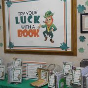Leprechauns Make Mischief at the Grant County Library