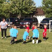 Register for Spring Soccer Now