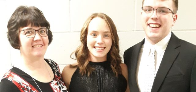 William, Hope and Susan Karels Attend All-State Band