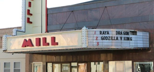Mill Theatres Reopen Friday Night